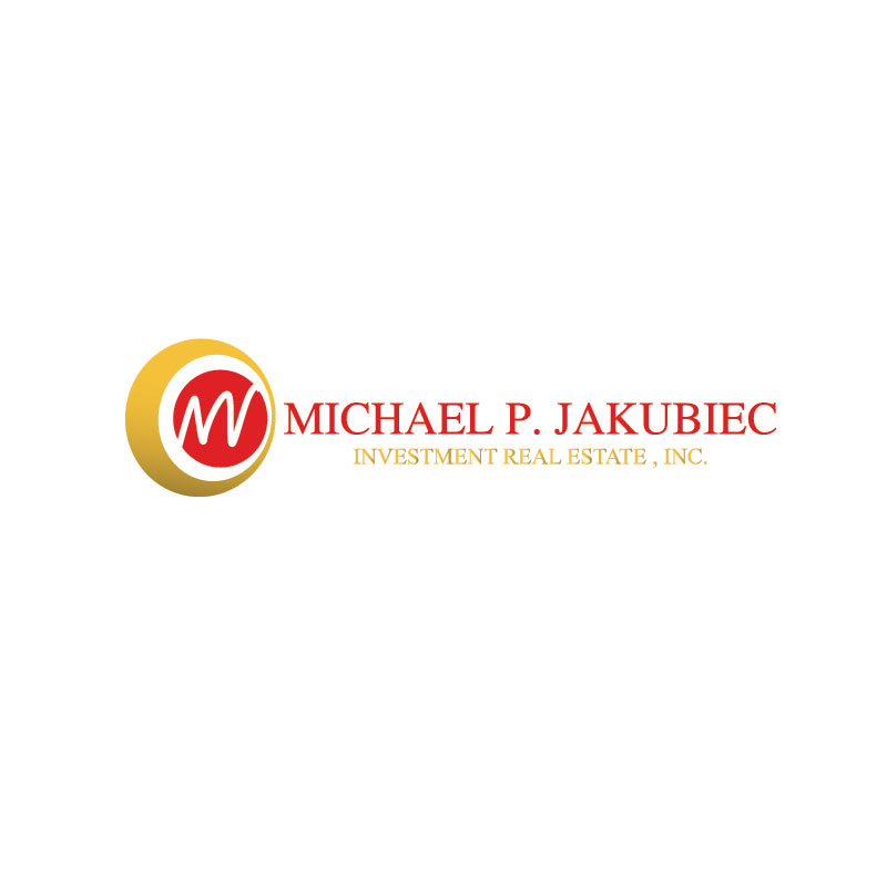 Logo Design by Private User - Entry No. 97 in the Logo Design Contest New Logo Design for Michael P. Jakubiec Investment Real Estate, Inc..