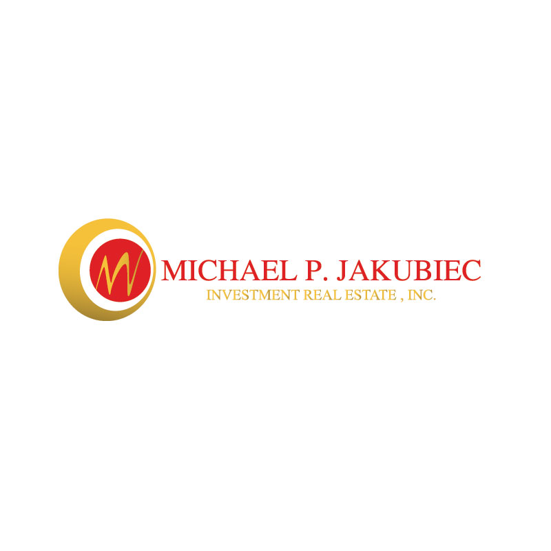 Logo Design by Private User - Entry No. 99 in the Logo Design Contest New Logo Design for Michael P. Jakubiec Investment Real Estate, Inc..