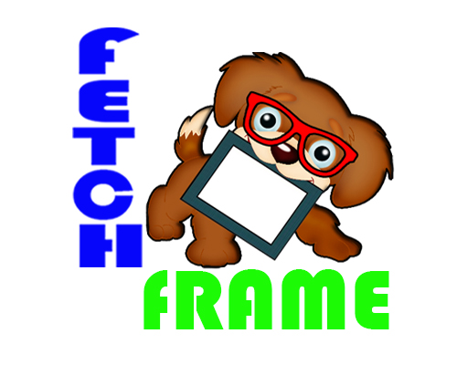 Logo Design by Private User - Entry No. 86 in the Logo Design Contest New Logo Design for FetchFrame.
