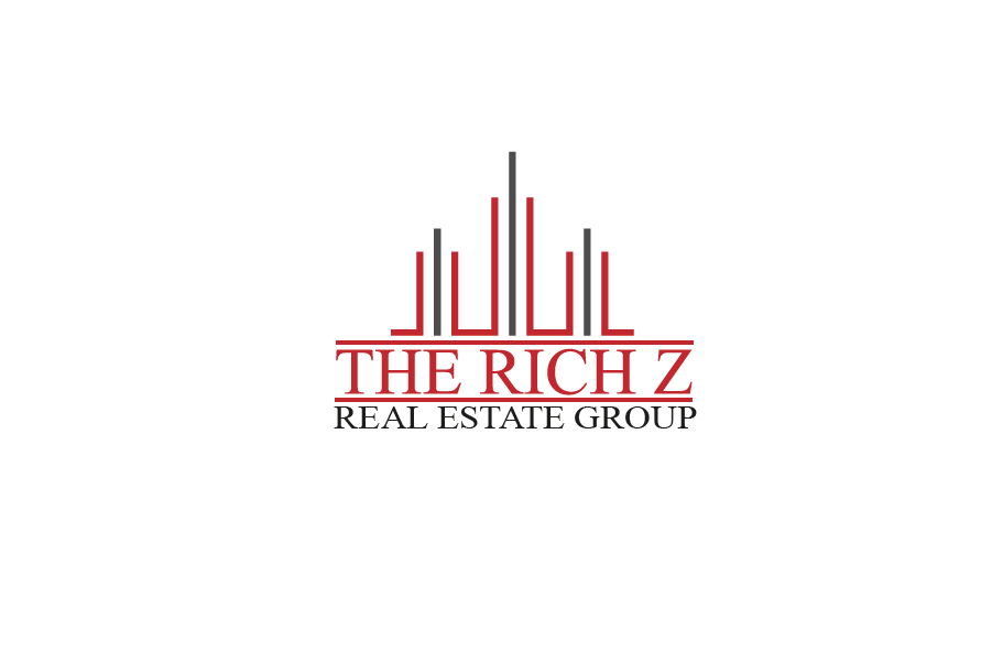 Logo Design by Private User - Entry No. 276 in the Logo Design Contest The Rich Z. Real Estate Group Logo Design.