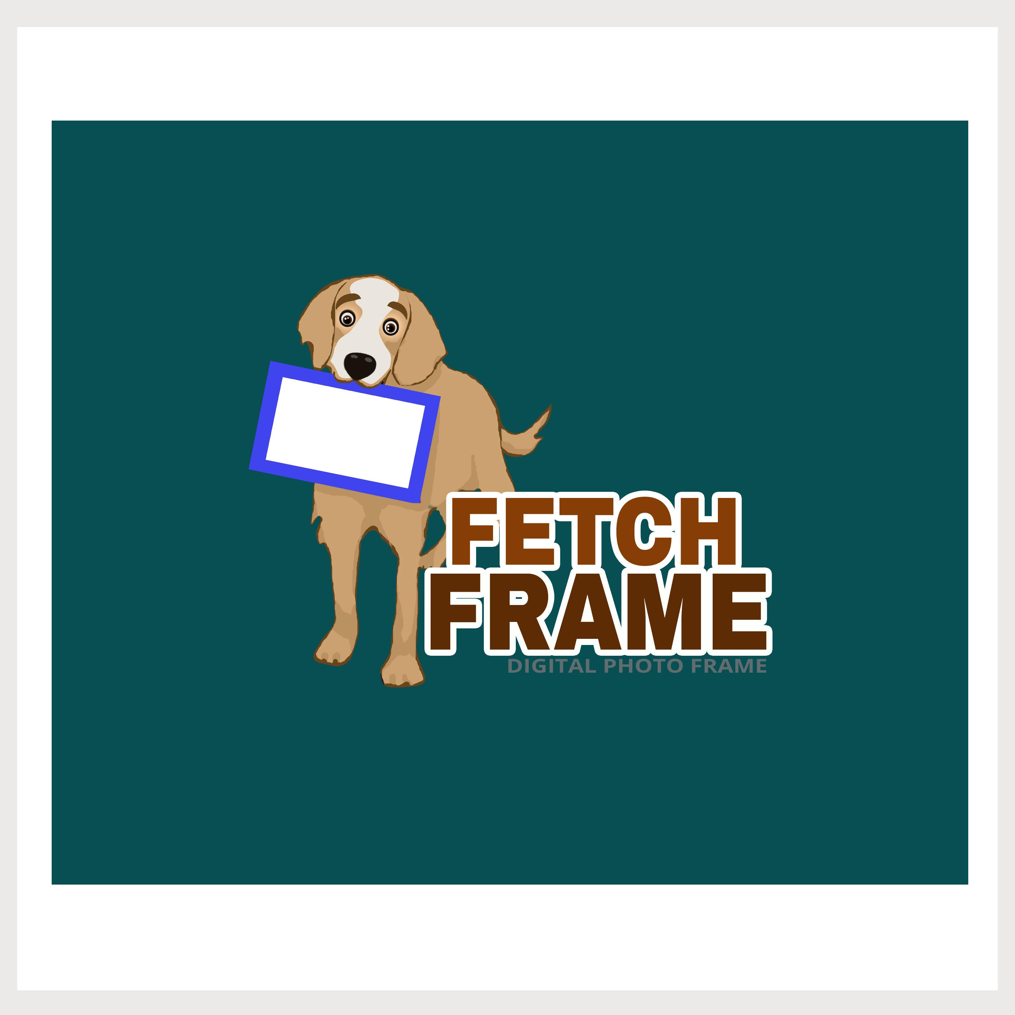 Logo Design by Allan Esclamado - Entry No. 87 in the Logo Design Contest New Logo Design for FetchFrame.