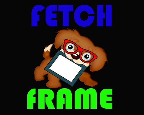 Logo Design by Private User - Entry No. 88 in the Logo Design Contest New Logo Design for FetchFrame.