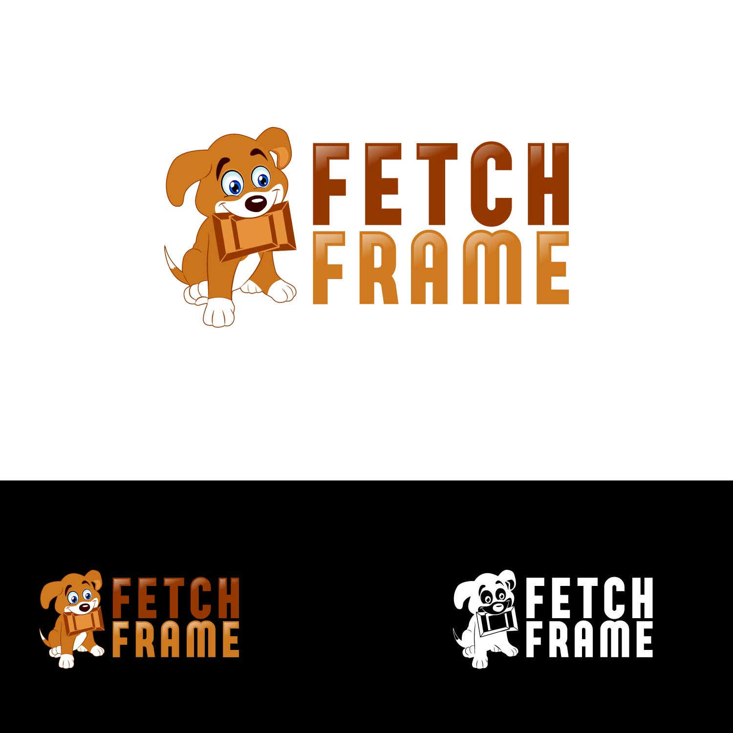 Logo Design by lagalag - Entry No. 89 in the Logo Design Contest New Logo Design for FetchFrame.