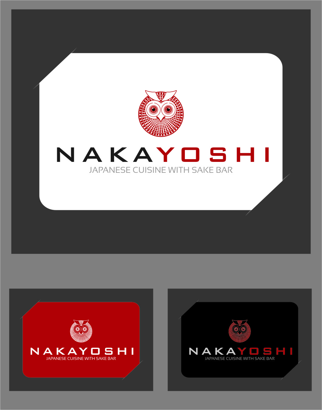 Logo Design by Ngepet_art - Entry No. 28 in the Logo Design Contest Imaginative Logo Design for NAKAYOSHI.