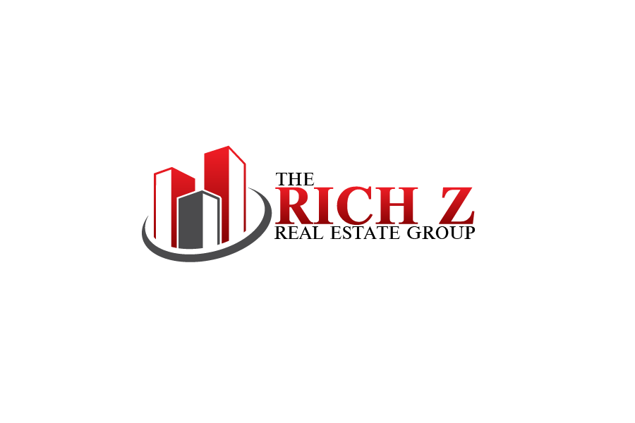 Logo Design by Private User - Entry No. 279 in the Logo Design Contest The Rich Z. Real Estate Group Logo Design.