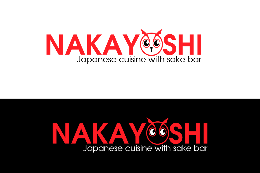 Logo Design by Private User - Entry No. 33 in the Logo Design Contest Imaginative Logo Design for NAKAYOSHI.