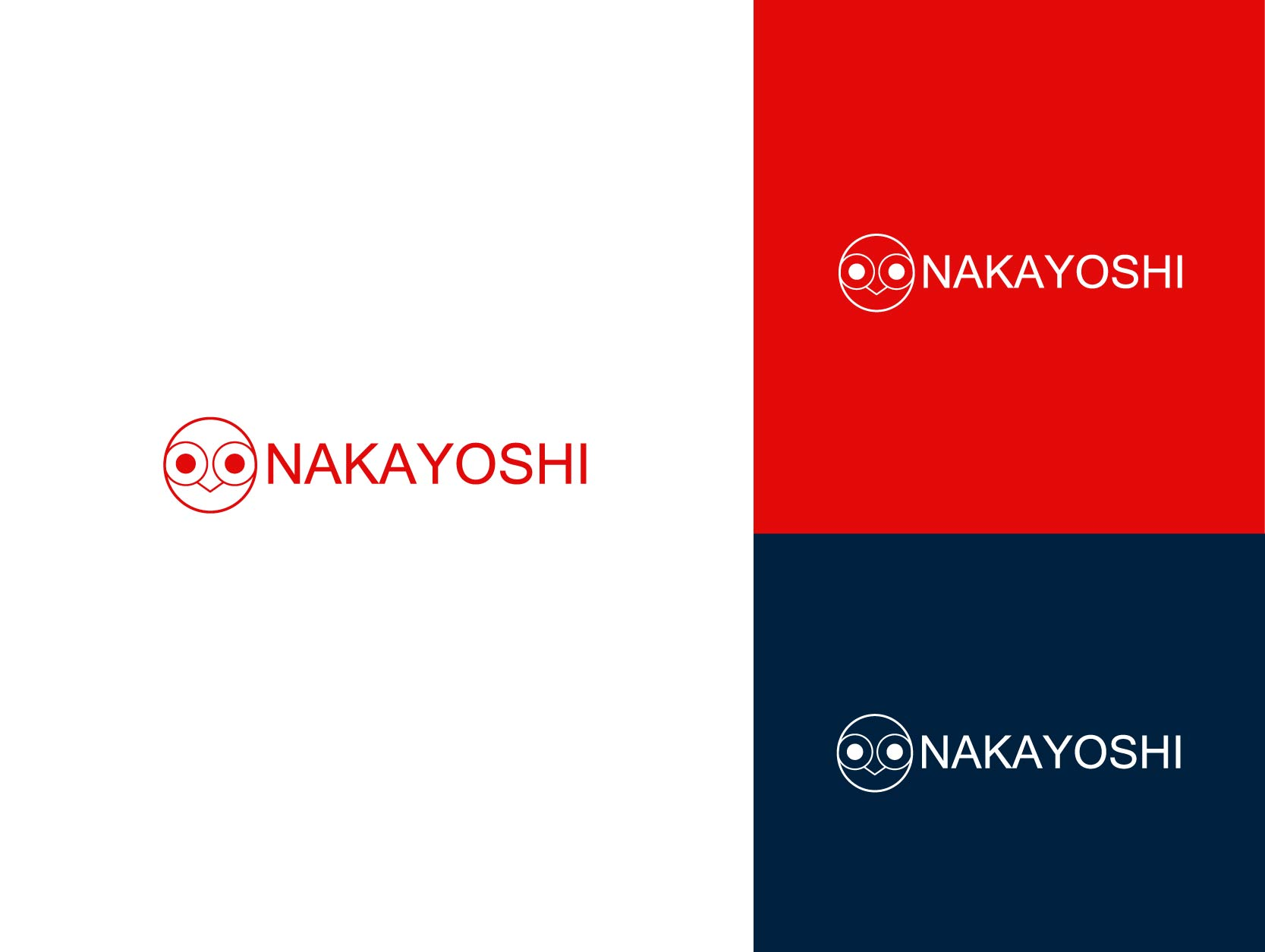 Logo Design by Osi Indra - Entry No. 38 in the Logo Design Contest Imaginative Logo Design for NAKAYOSHI.