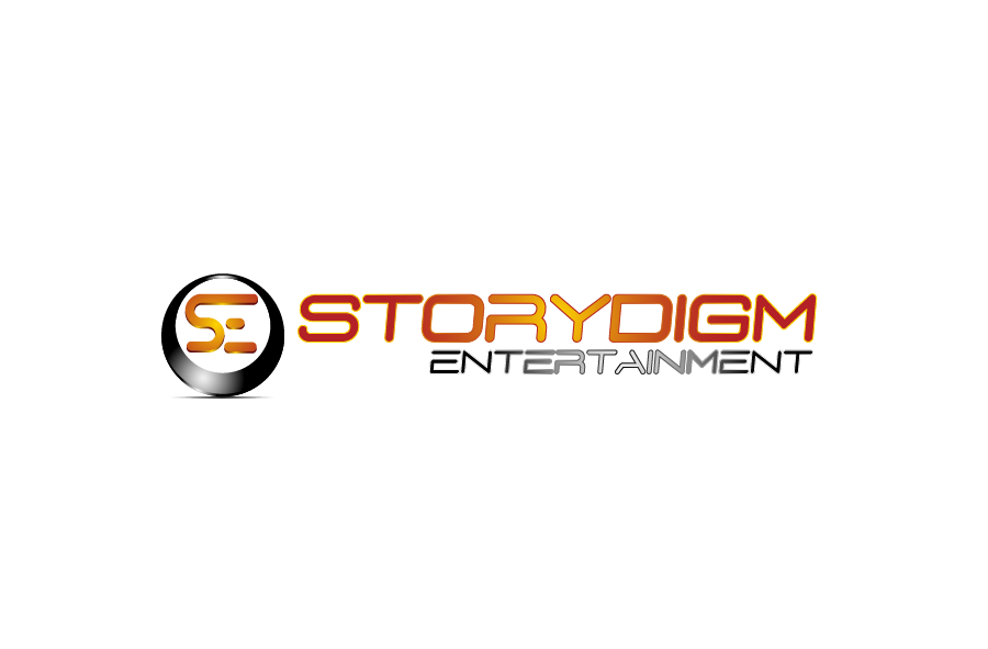 Logo Design by Private User - Entry No. 70 in the Logo Design Contest Inspiring Logo Design for Storydigm Entertainment.