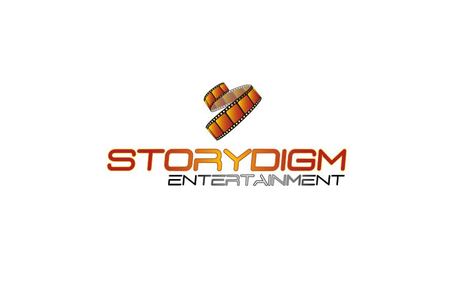 Logo Design by Private User - Entry No. 71 in the Logo Design Contest Inspiring Logo Design for Storydigm Entertainment.