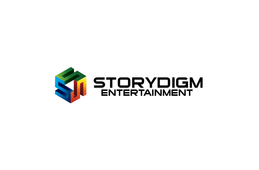 Logo Design by brands_in - Entry No. 72 in the Logo Design Contest Inspiring Logo Design for Storydigm Entertainment.
