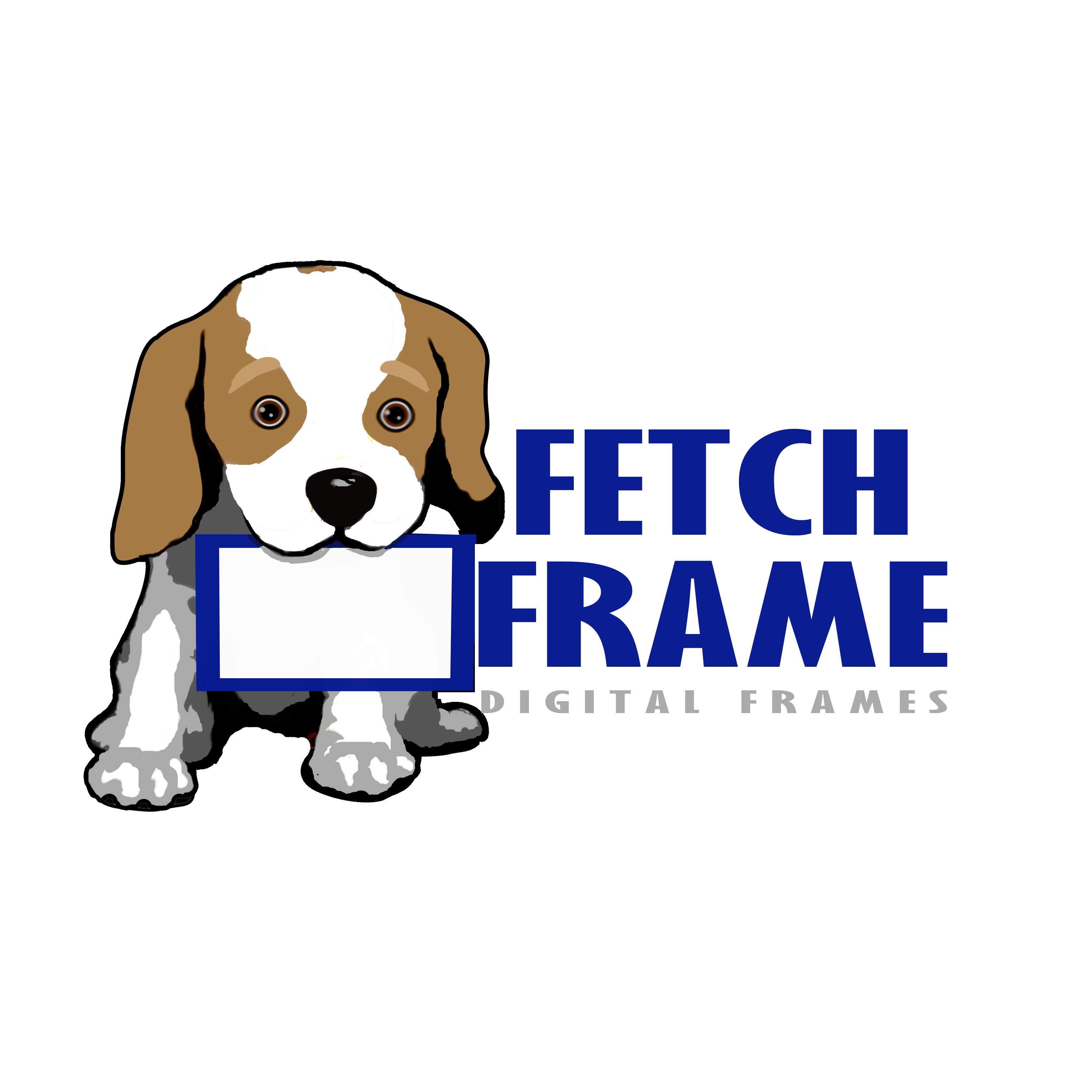 Logo Design by Allan Esclamado - Entry No. 92 in the Logo Design Contest New Logo Design for FetchFrame.