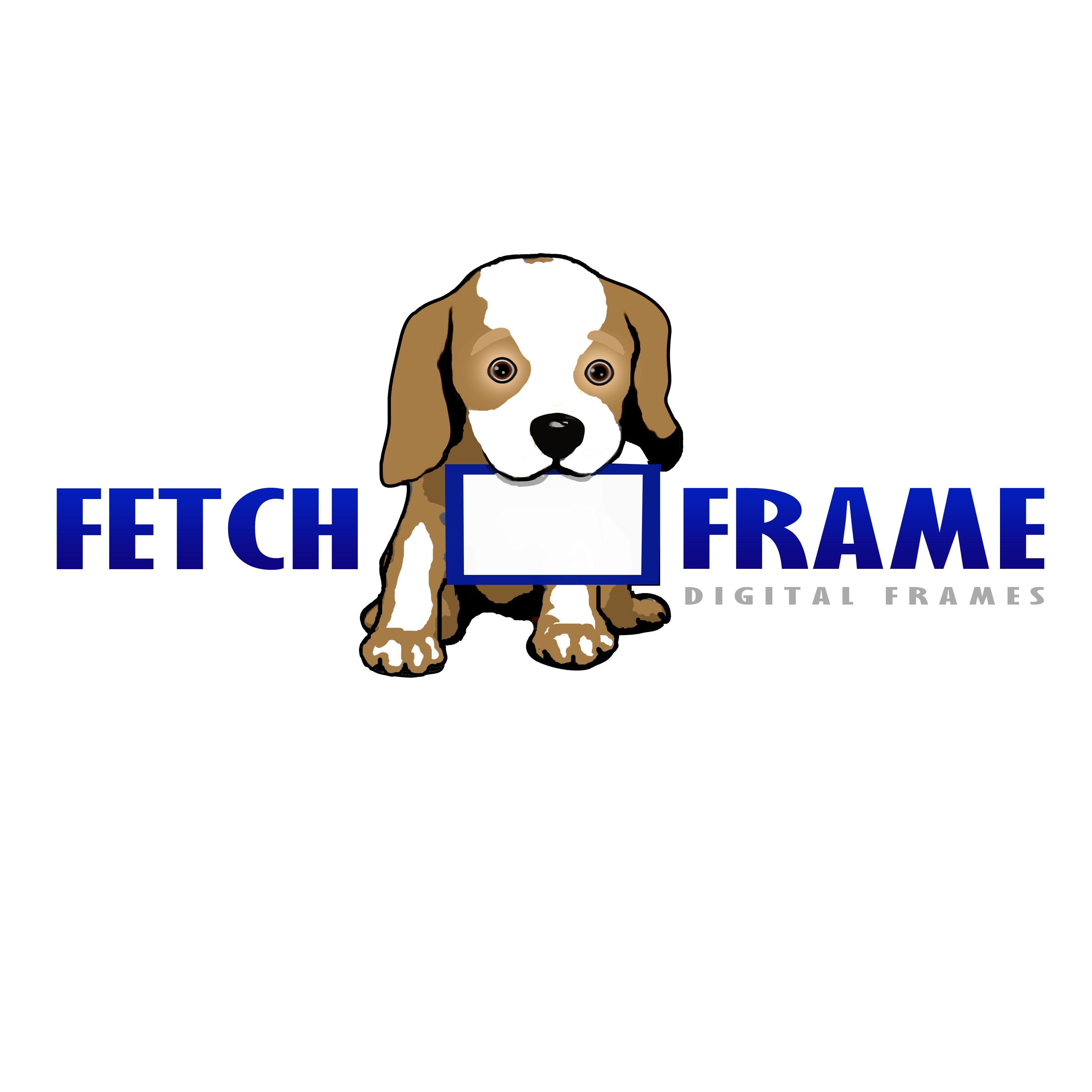 Logo Design by Allan Esclamado - Entry No. 94 in the Logo Design Contest New Logo Design for FetchFrame.