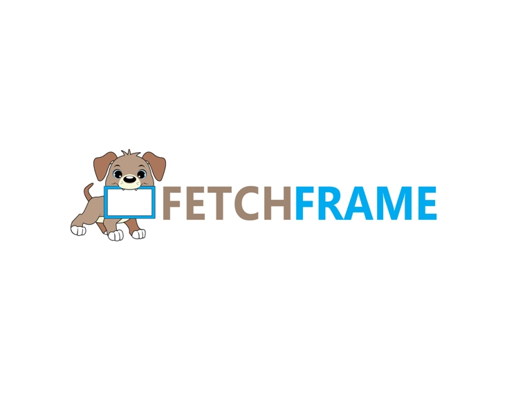 Logo Design by Juan_Kata - Entry No. 98 in the Logo Design Contest New Logo Design for FetchFrame.