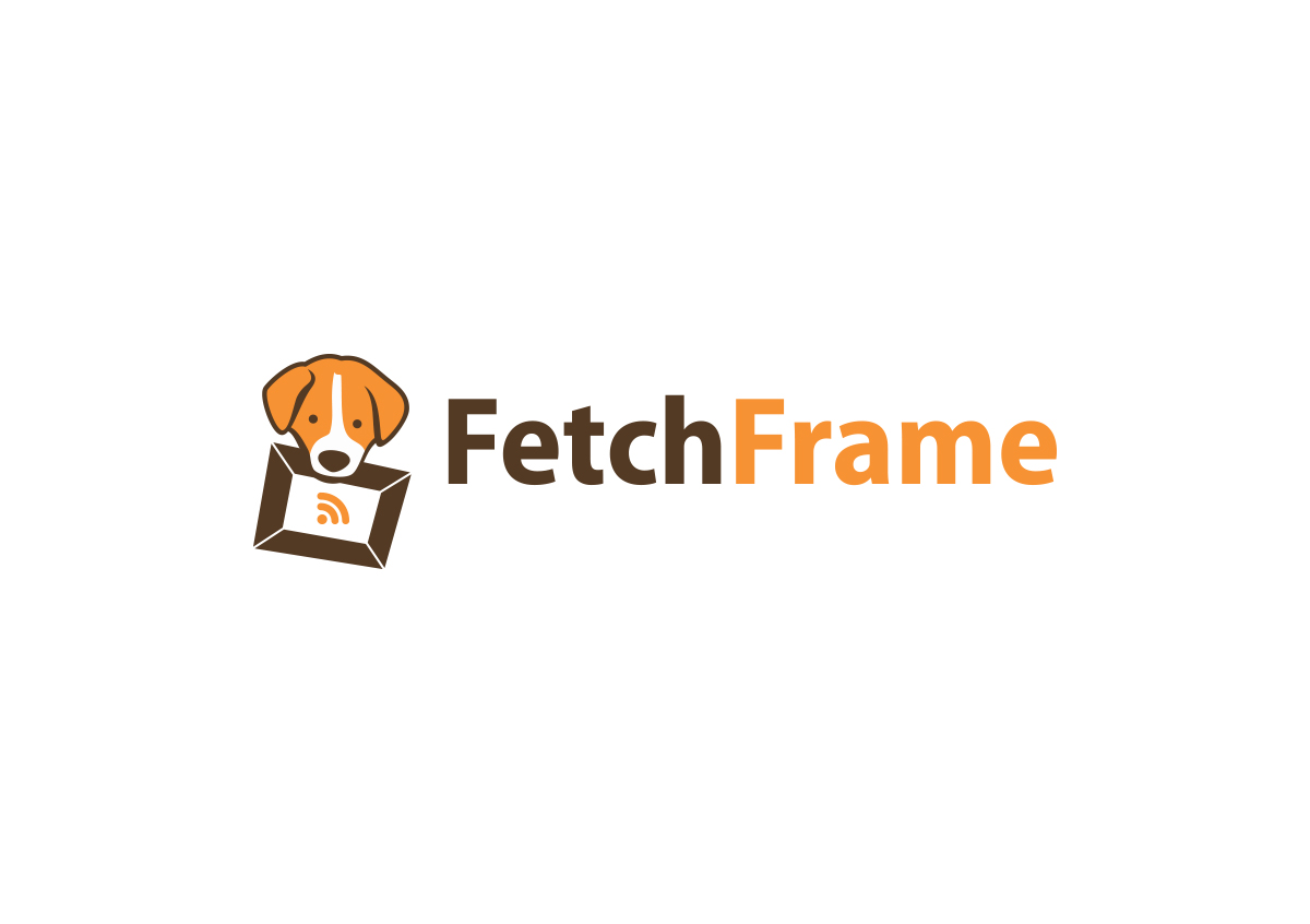 Logo Design by autobot - Entry No. 105 in the Logo Design Contest New Logo Design for FetchFrame.