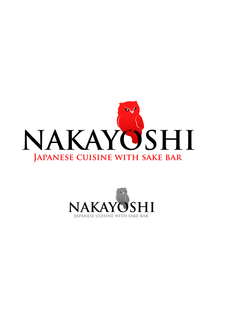 Logo Design by Private User - Entry No. 44 in the Logo Design Contest Imaginative Logo Design for NAKAYOSHI.