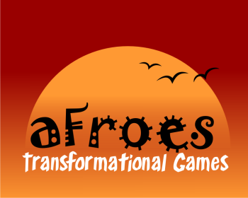 Logo Design by Rudy - Entry No. 3 in the Logo Design Contest Afroes Transformational Games.