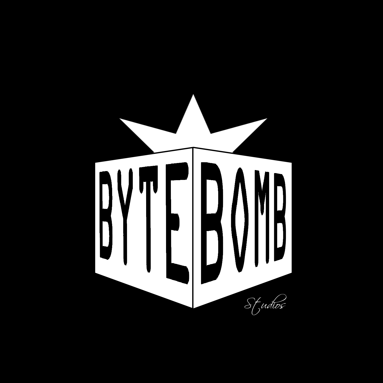 Logo Design by BrandNew - Entry No. 34 in the Logo Design Contest Captivating Logo Design for ByteBomb Studios.