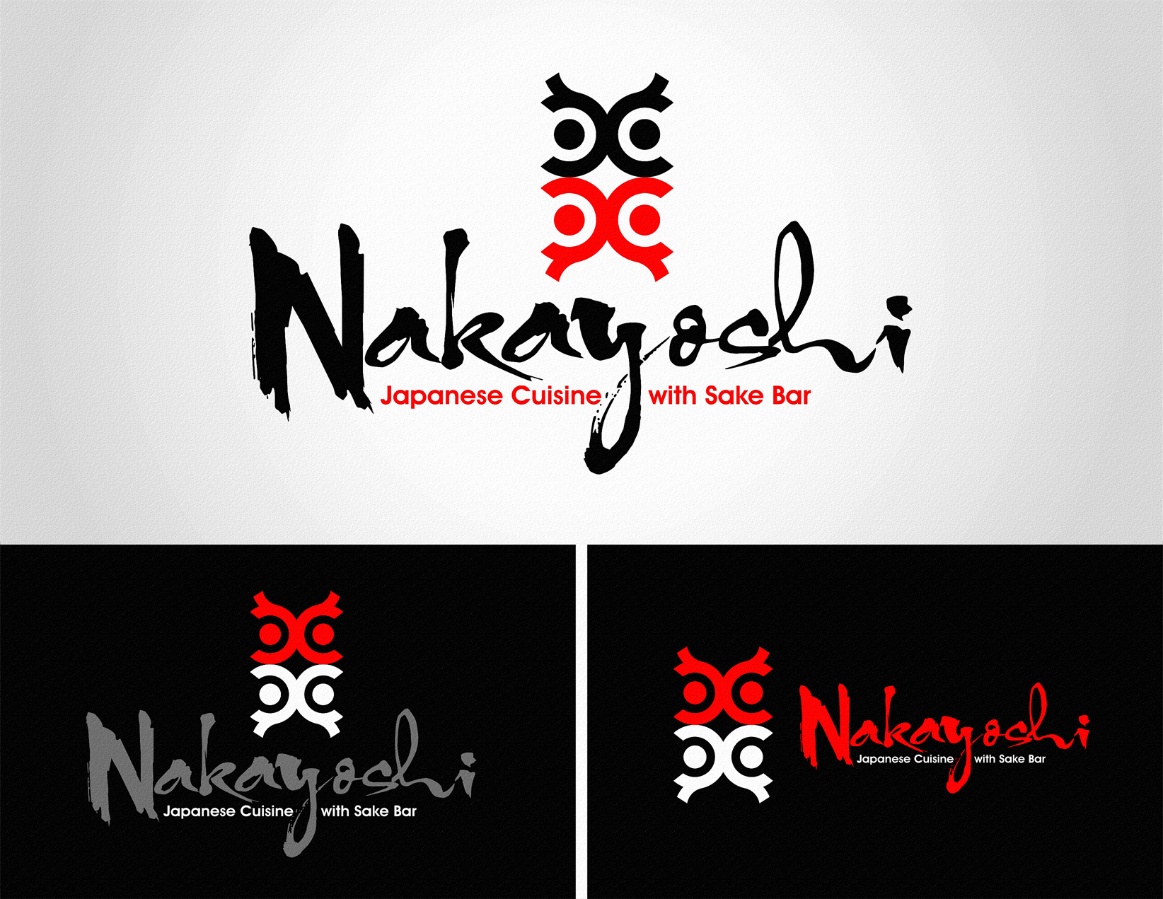 Logo Design by Private User - Entry No. 50 in the Logo Design Contest Imaginative Logo Design for NAKAYOSHI.