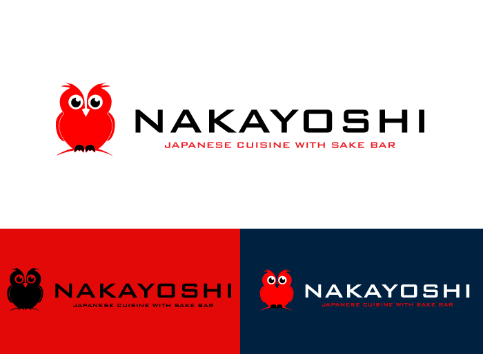 Logo Design by Jan Chua - Entry No. 52 in the Logo Design Contest Imaginative Logo Design for NAKAYOSHI.