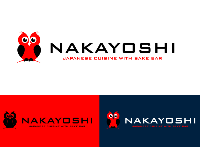 Logo Design by Jan Chua - Entry No. 53 in the Logo Design Contest Imaginative Logo Design for NAKAYOSHI.