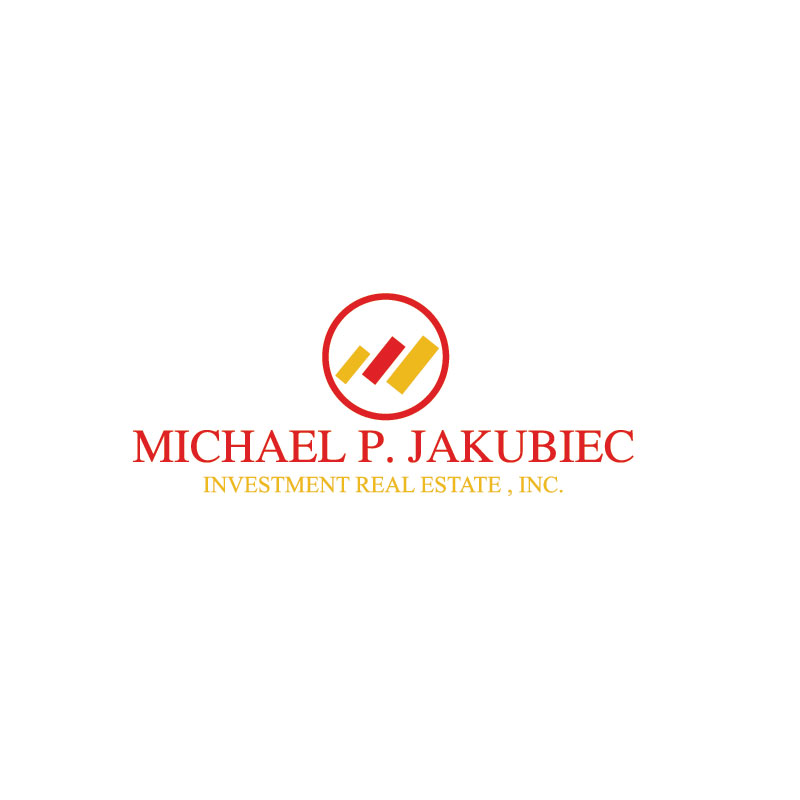 Logo Design by Private User - Entry No. 129 in the Logo Design Contest New Logo Design for Michael P. Jakubiec Investment Real Estate, Inc..