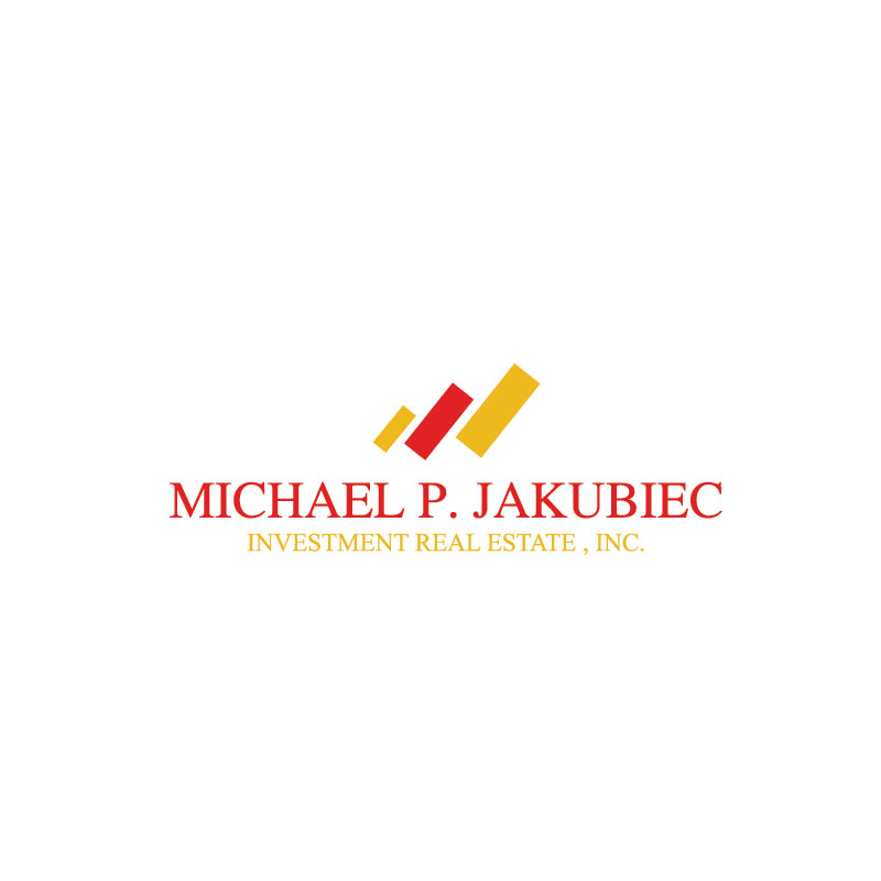 Logo Design by Private User - Entry No. 131 in the Logo Design Contest New Logo Design for Michael P. Jakubiec Investment Real Estate, Inc..