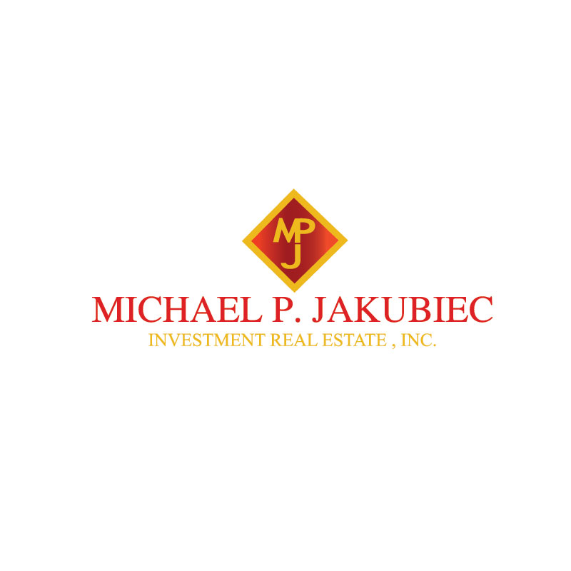 Logo Design by Private User - Entry No. 134 in the Logo Design Contest New Logo Design for Michael P. Jakubiec Investment Real Estate, Inc..