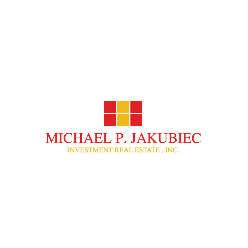 Logo Design by Private User - Entry No. 136 in the Logo Design Contest New Logo Design for Michael P. Jakubiec Investment Real Estate, Inc..