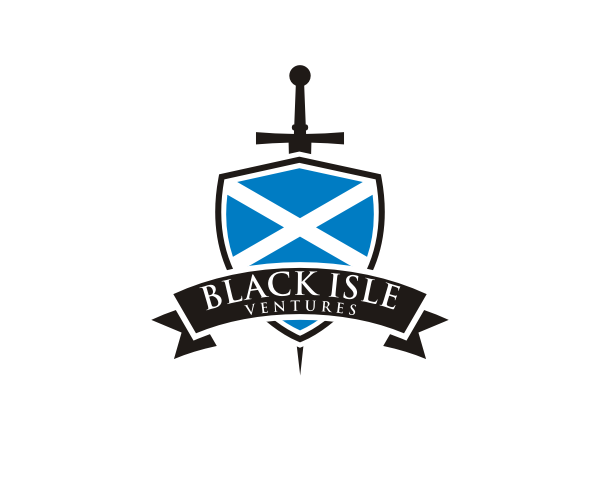 Logo Design by asti - Entry No. 63 in the Logo Design Contest Creative Logo Design for Black Isle Ventures.