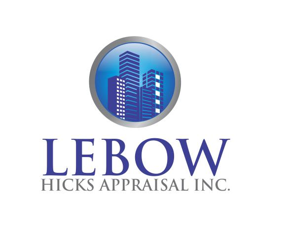 Logo Design by ronny - Entry No. 13 in the Logo Design Contest Fun Logo Design for Lebow, Hicks Appraisal Inc..