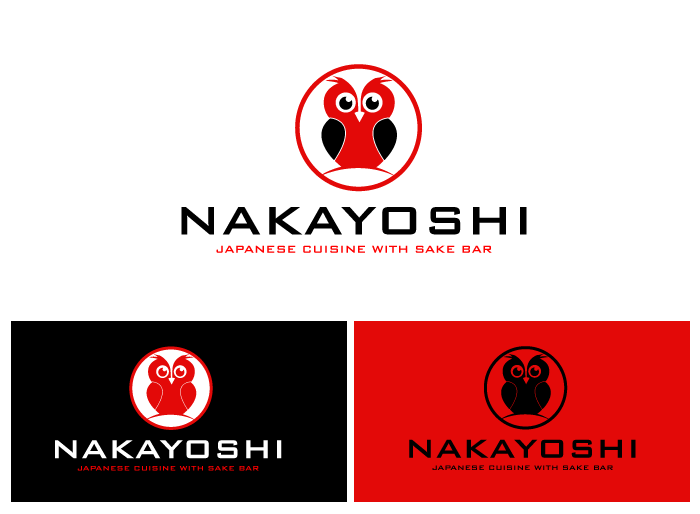 Logo Design by Jan Chua - Entry No. 75 in the Logo Design Contest Imaginative Logo Design for NAKAYOSHI.