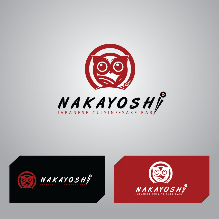 Logo Design by Crismar Cabinian - Entry No. 80 in the Logo Design Contest Imaginative Logo Design for NAKAYOSHI.