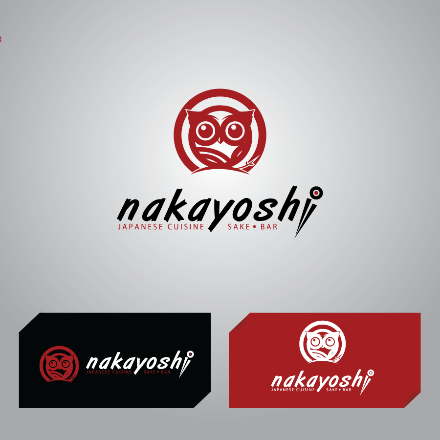 Logo Design by Crismar Cabinian - Entry No. 81 in the Logo Design Contest Imaginative Logo Design for NAKAYOSHI.