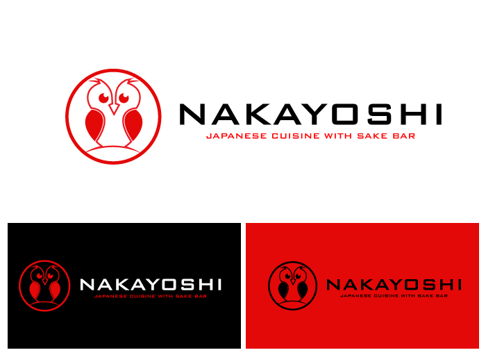 Logo Design by Jan Chua - Entry No. 82 in the Logo Design Contest Imaginative Logo Design for NAKAYOSHI.