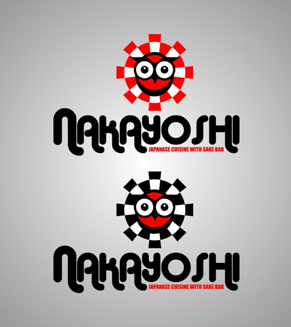 Logo Design by Crispin Jr Vasquez - Entry No. 85 in the Logo Design Contest Imaginative Logo Design for NAKAYOSHI.