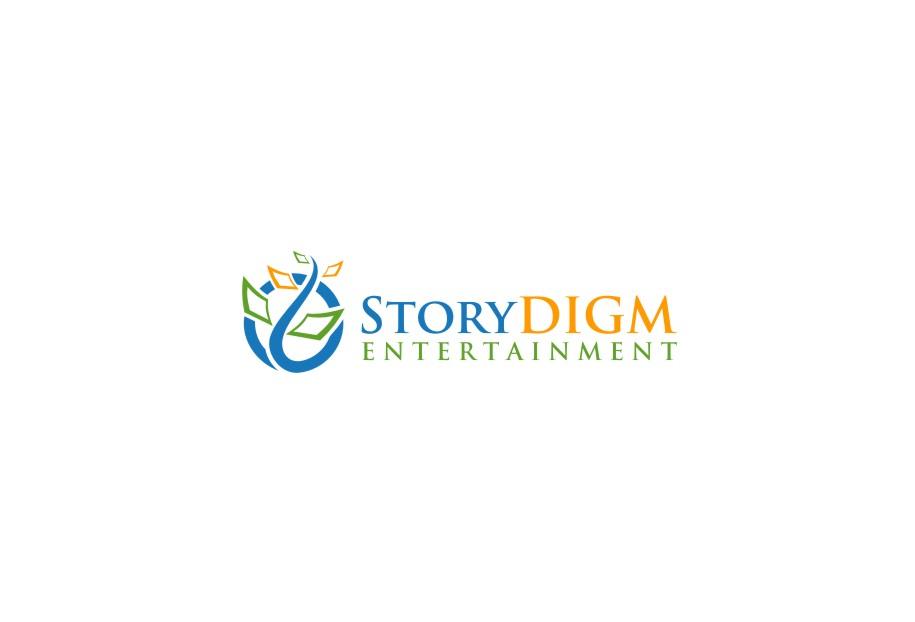 Logo Design by untung - Entry No. 97 in the Logo Design Contest Inspiring Logo Design for Storydigm Entertainment.