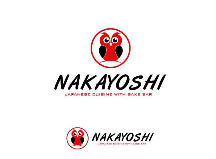 Logo Design by Jan Chua - Entry No. 88 in the Logo Design Contest Imaginative Logo Design for NAKAYOSHI.