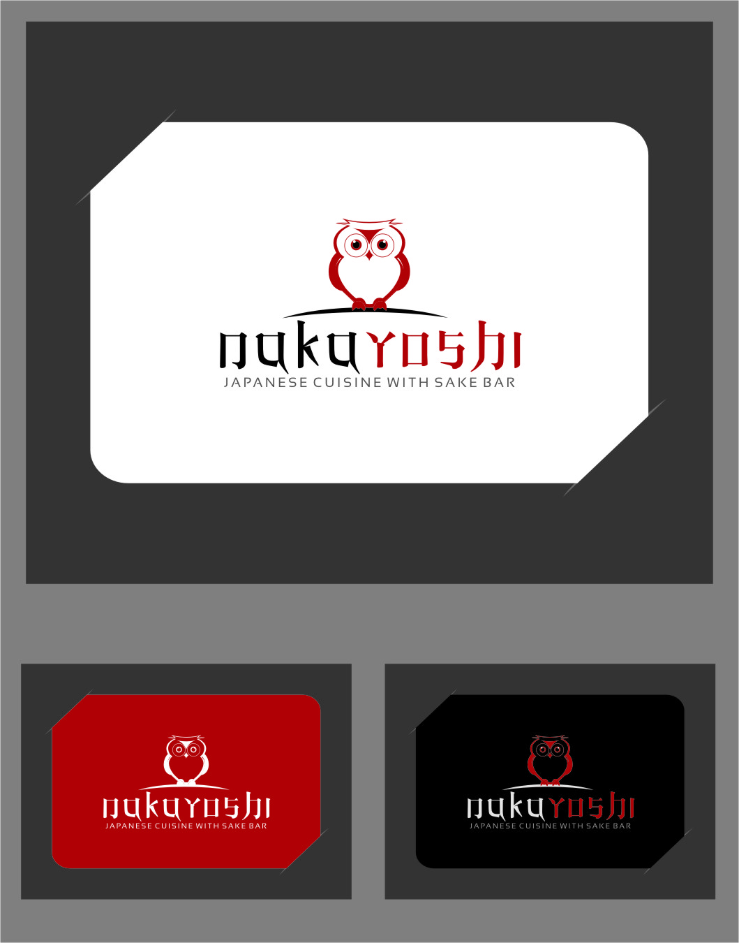 Logo Design by Ngepet_art - Entry No. 95 in the Logo Design Contest Imaginative Logo Design for NAKAYOSHI.