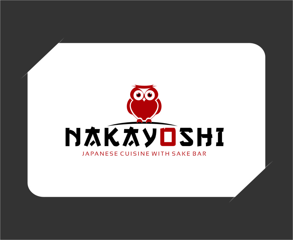 Logo Design by RoSyid Rono-Rene On Java - Entry No. 97 in the Logo Design Contest Imaginative Logo Design for NAKAYOSHI.