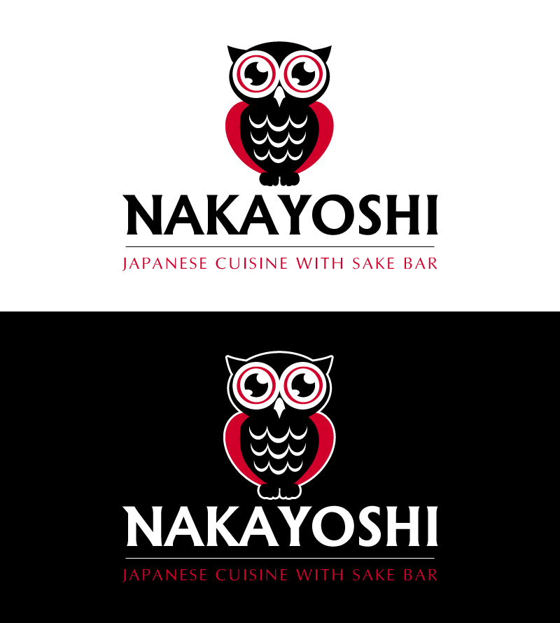 Logo Design by Indika Kiriella - Entry No. 99 in the Logo Design Contest Imaginative Logo Design for NAKAYOSHI.