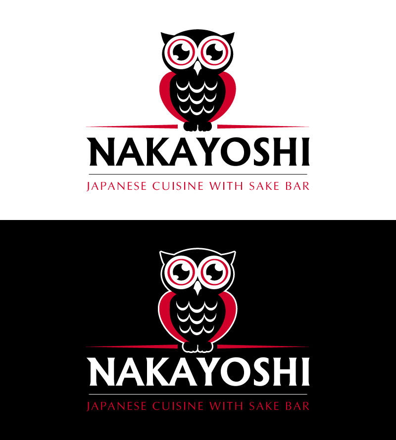Logo Design by Indika Kiriella - Entry No. 100 in the Logo Design Contest Imaginative Logo Design for NAKAYOSHI.