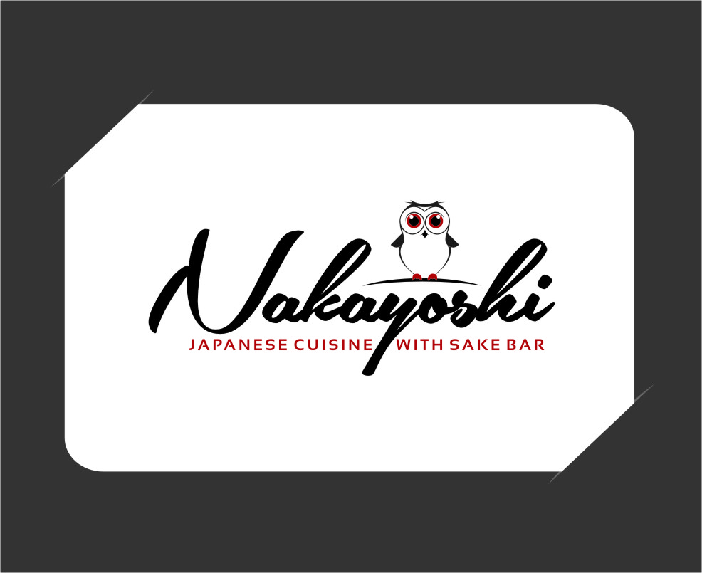 Logo Design by Ngepet_art - Entry No. 101 in the Logo Design Contest Imaginative Logo Design for NAKAYOSHI.
