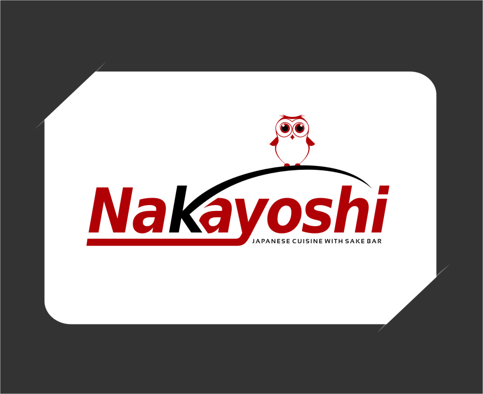 Logo Design by RasYa Muhammad Athaya - Entry No. 107 in the Logo Design Contest Imaginative Logo Design for NAKAYOSHI.