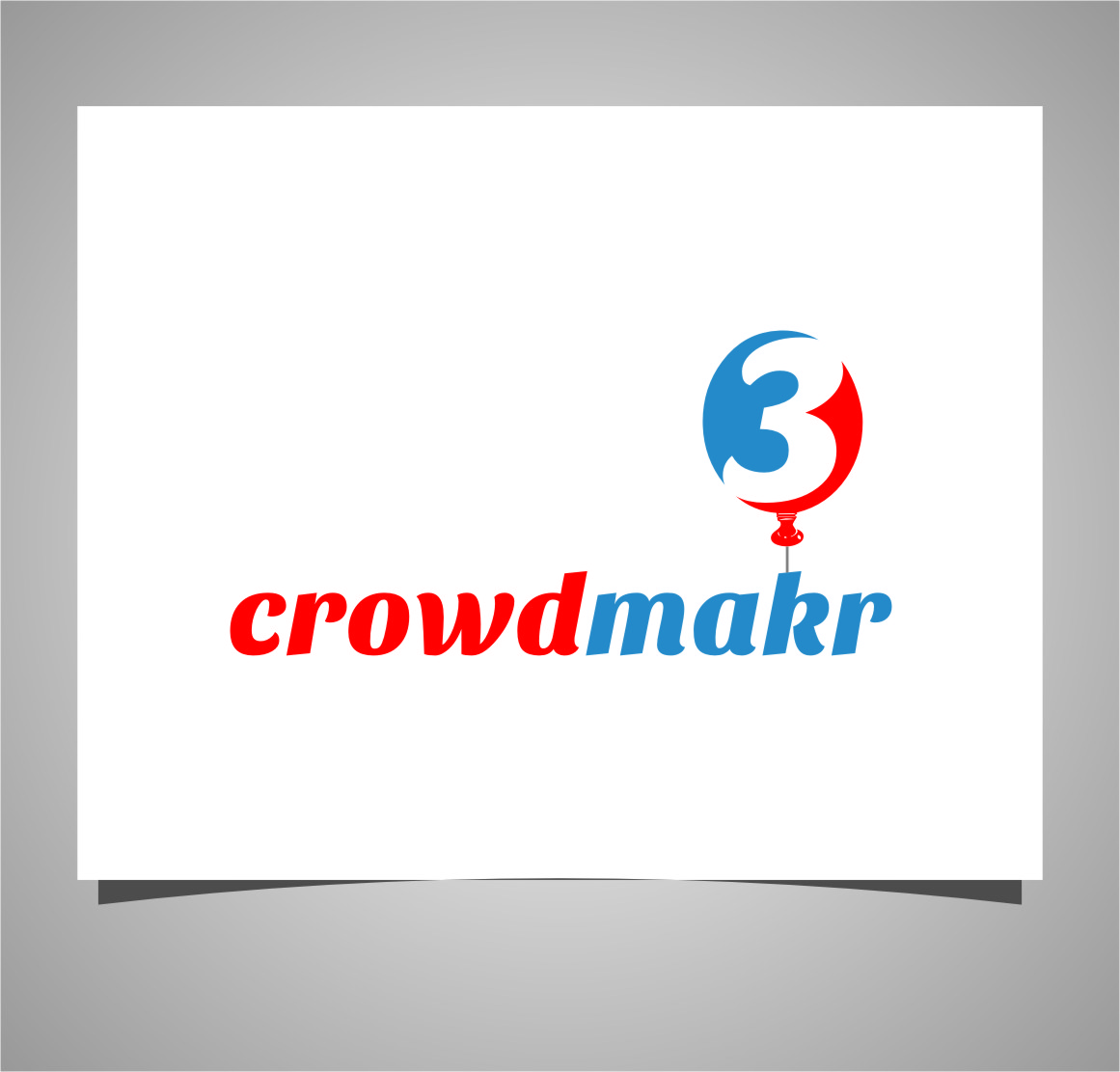 Logo Design by RasYa Muhammad Athaya - Entry No. 104 in the Logo Design Contest Unique Logo Design Wanted for crowdmakr.