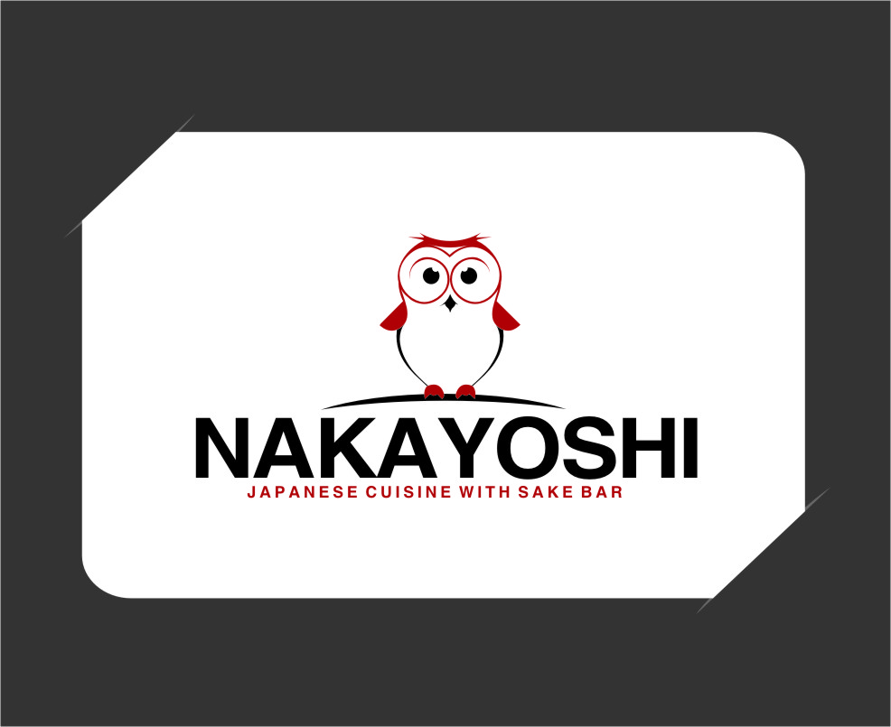 Logo Design by RasYa Muhammad Athaya - Entry No. 113 in the Logo Design Contest Imaginative Logo Design for NAKAYOSHI.
