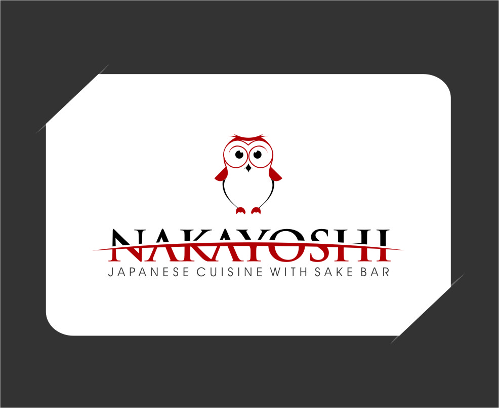Logo Design by RasYa Muhammad Athaya - Entry No. 114 in the Logo Design Contest Imaginative Logo Design for NAKAYOSHI.