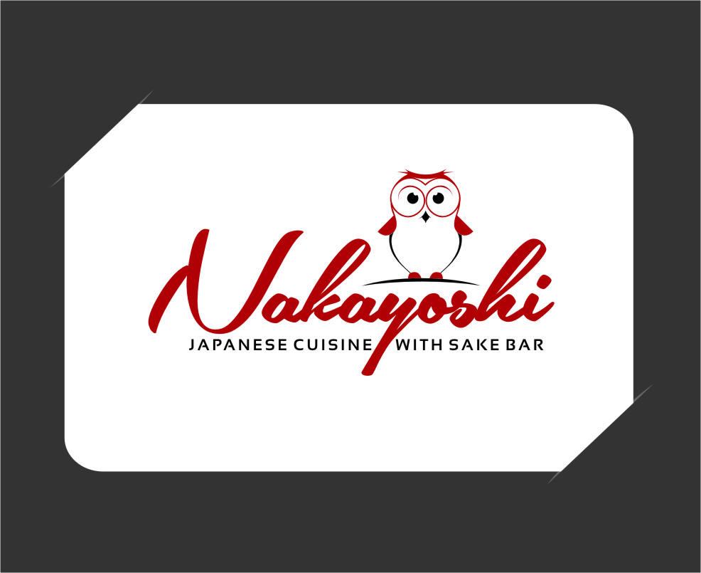 Logo Design by RoSyid Rono-Rene On Java - Entry No. 115 in the Logo Design Contest Imaginative Logo Design for NAKAYOSHI.