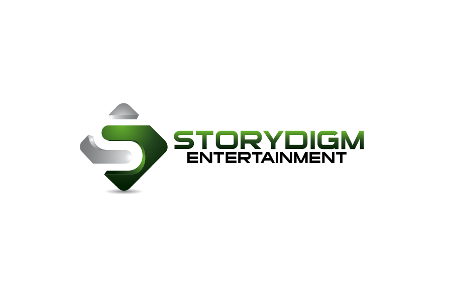 Logo Design by Private User - Entry No. 107 in the Logo Design Contest Inspiring Logo Design for Storydigm Entertainment.