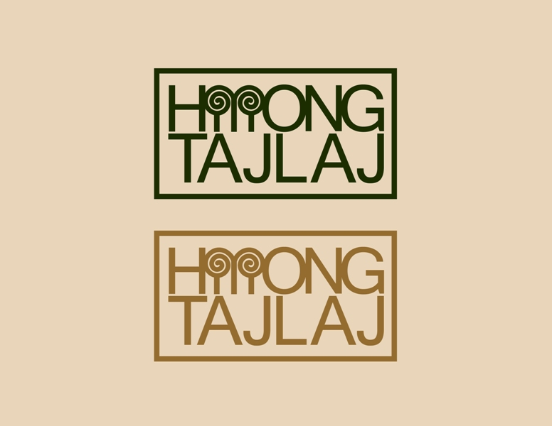 Logo Design by Juan_Kata - Entry No. 34 in the Logo Design Contest Unique Logo Design Wanted for Hmong Tajlaj.