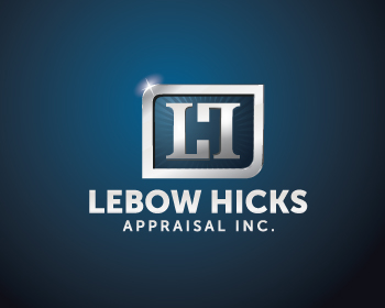 Logo Design by Private User - Entry No. 26 in the Logo Design Contest Fun Logo Design for Lebow, Hicks Appraisal Inc..